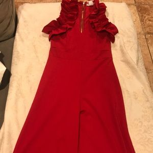 Other - Red romper